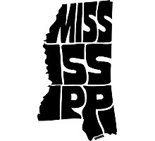 Mississippi Photographic Print