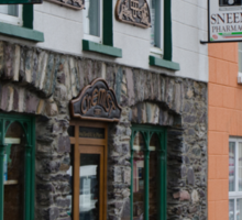The Colors of Sneem Sticker