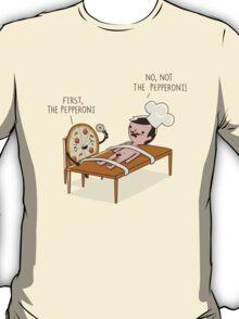 The pepperoni T-Shirt
