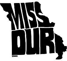 Missouri Photographic Print