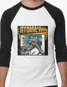 William Onyeabor - Atomic Bomb Men's Baseball ¾ T-Shirt
