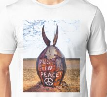 Rust in Peace Bomb  Unisex T-Shirt