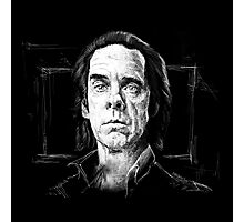 Nick Cave, A Portrait Photographic Print