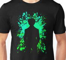 Yusuke Paint Splatter Anime Manga Shirt Unisex T-Shirt