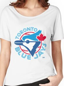 America's Game - Toronto Blue Jays Women's Relaxed Fit T-Shirt