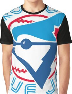 America's Game - Toronto Blue Jays Graphic T-Shirt