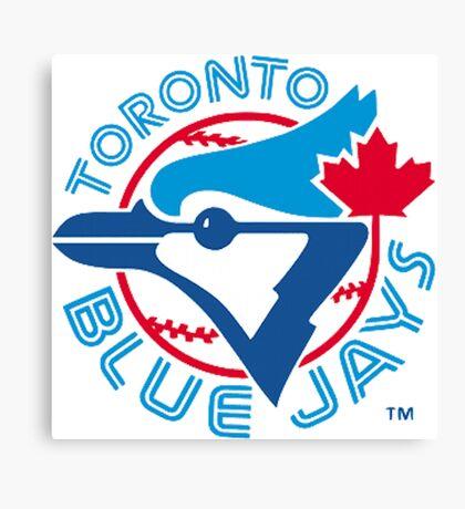 America's Game - Toronto Blue Jays Canvas Print