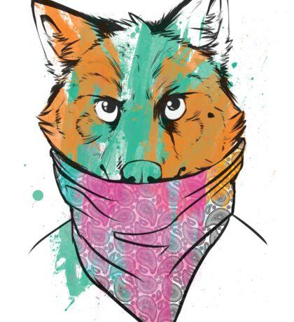 BANDITO WOLF Sticker