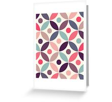 circle color Greeting Card