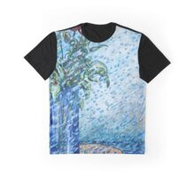 Rain Rain Rain Graphic T-Shirt