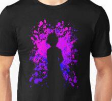 Hiei Paint Splatter Anime Manga Shirt Unisex T-Shirt