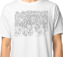 Displaced People Classic T-Shirt