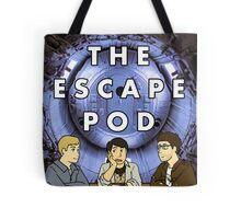 Escape Pod Square Tote Bag