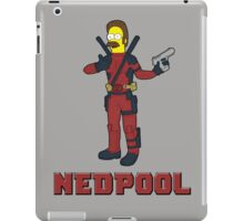 NEDPOOL iPad Case/Skin
