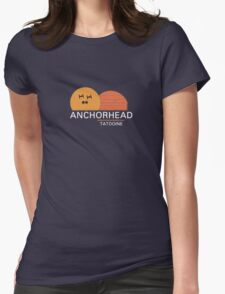 Star Wars Anchorhead 2 Womens Fitted T-Shirt