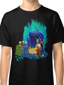 The Ducktor Tales Classic T-Shirt
