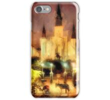 Jackson Square, New Orleans iPhone Case/Skin