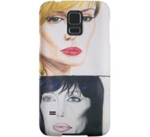 Evelyn Salt Samsung Galaxy Case/Skin