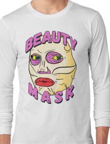Alyssa's Beauty Mask Long Sleeve T-Shirt