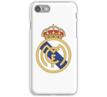 Real Madrid FC iPhone Case/Skin