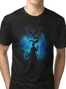 Mystic Art Tri-blend T-Shirt