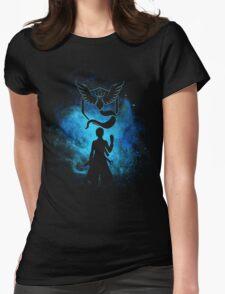 Mystic Art Womens Fitted T-Shirt
