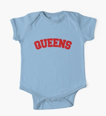 QUEENS, NYC One Piece - Short Sleeve