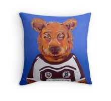 Junior Bear Throw Pillow