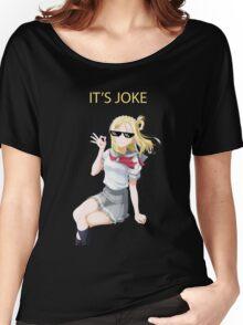 IT'S JOKE Women's Relaxed Fit T-Shirt