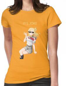 IT'S JOKE Womens Fitted T-Shirt