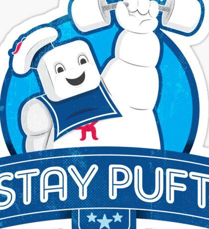Stay Puft!  Sticker