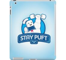 Stay Puft!  iPad Case/Skin