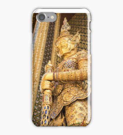 Demon Warrior, Thailand iPhone Case/Skin