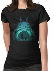 Treetoro Womens Fitted T-Shirt