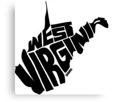 West Virginia Canvas Print