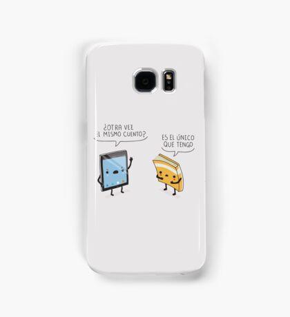 ¿Otra vez el mismo cuento? Samsung Galaxy Case/Skin