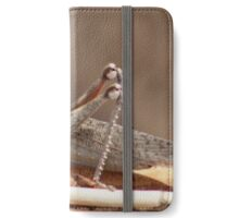 locust iPhone Wallet/Case/Skin