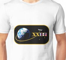 Expedition 23 Mission Patch Unisex T-Shirt