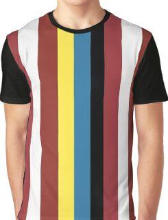 Bill's Striped Tank Graphic T-Shirt
