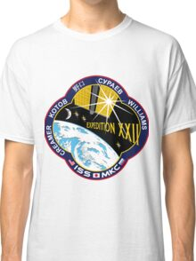 Expedition 22 Mission Patch Classic T-Shirt