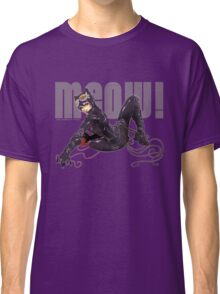 MEOW! - CATWOMAN Classic T-Shirt