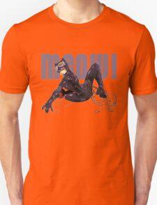 MEOW! - CATWOMAN Unisex T-Shirt