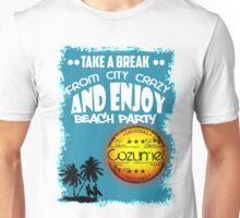 Cozumel Mexico Unisex T-Shirt