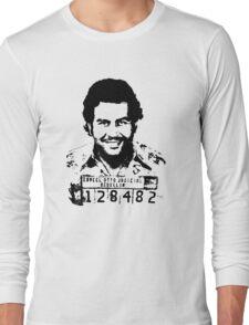 Pablo Escobar Narcos Long Sleeve T-Shirt