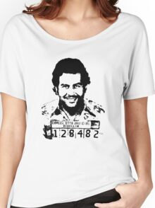 Pablo Escobar Narcos Women's Relaxed Fit T-Shirt