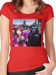 MF Juri Women's Fitted Scoop T-Shirt