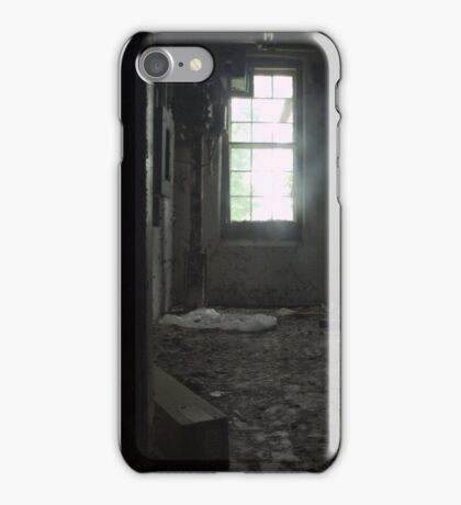 A Dark View  iPhone Case/Skin