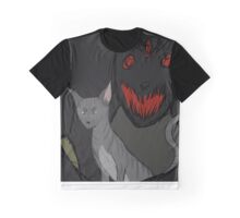 The Cat's Revenge Graphic T-Shirt