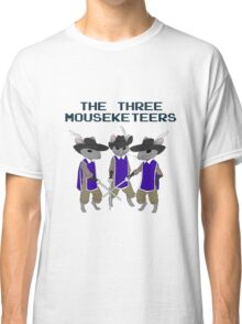 The Three Mouseketeers Classic T-Shirt