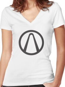 Borderlands 3 Vault Hunter Women's Fitted V-Neck T-Shirt